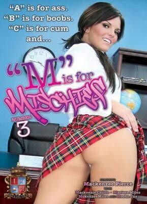 M is for Mischief 3