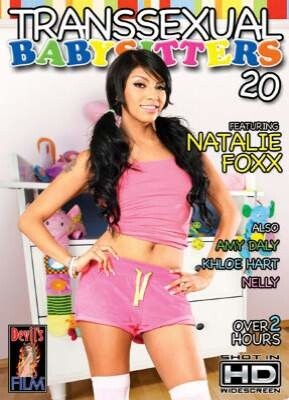 Transexual Babysitters 20