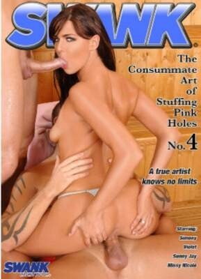 The Consummate Art of Stuffing Pink Holes 4