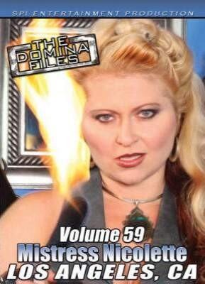 The Domina Files 59 Mistress Nicolette  Los Angeles, CA