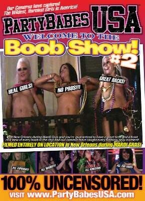 Welcome To The Boob Show 2