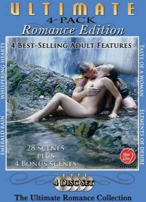 Ultimate 4 Pack Romance Edition