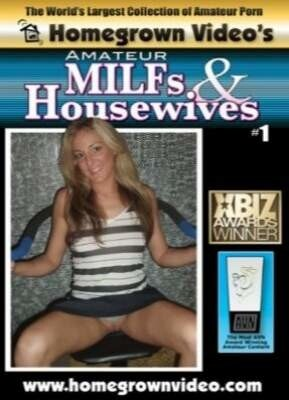 Homegrown Video's Amateur MILFs And Housewives 1