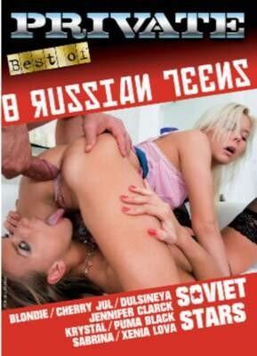 8 Russian Teens