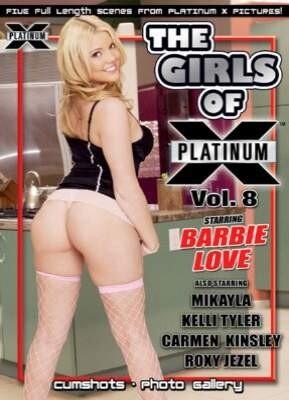 The Girls of Platinum X 8
