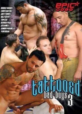 Tattooed Bad Boys 3