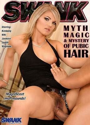 Myth, Magic And  Mystery of Pubic Hair
