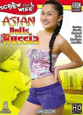 Asian Dolls From Russia