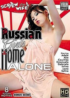 Russian Girls Home Alone