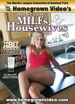Homegrown Video's Amateur MILFs And Housewives 5
