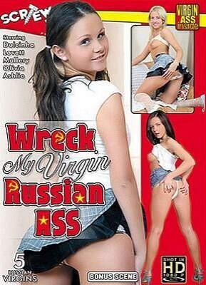 Wreck My Virgin Russian Ass