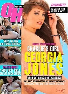 Charlie's Girl Georgia Jones