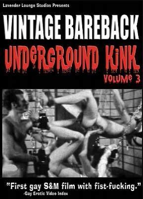 Vintage Bareback Underground 3
