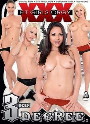 XXX Fit Girls Orgy