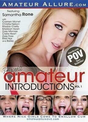 Amateur Introductions  1