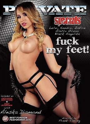 Private Specials Fuck My Feet