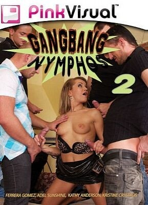 Gang Bang Nymphos 2