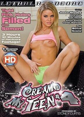 Cream In My Teen 4