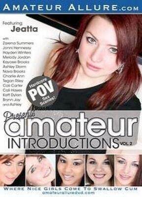 Amateur Introductions 2