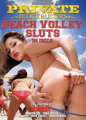 Private Blockbusters 11 Beach Volley Sluts in Ibiza