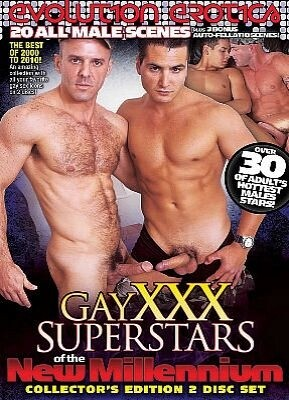 Gay Xxx Superstars Of The New Millennium