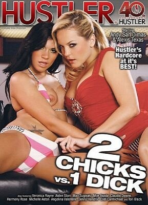 2 Chicks Vs 1 Dick