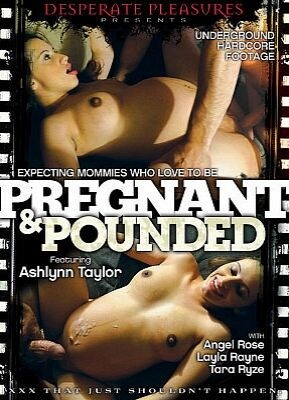 Pregnant and Pounded