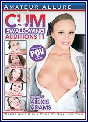 Cum Swallowing Auditions 11
