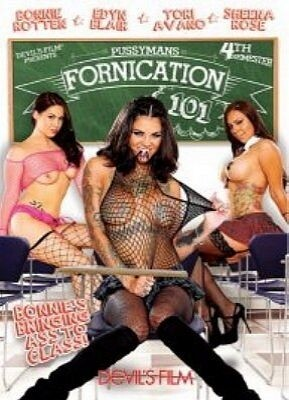 Fornication 101- 4