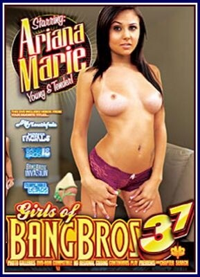 Girls of Bang Bros 37: Ariana Marie