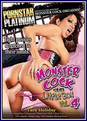 Monster Cock for her Little Box 4