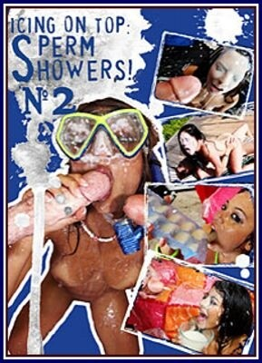 Icing On Top Sperm Showers 2