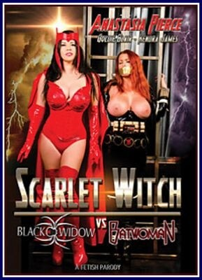 Scarlet Witch - Black Widow vs. Batwoman