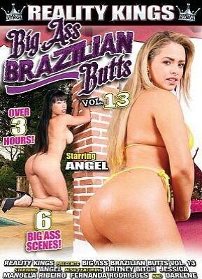 Big Ass Brazilian Butts 13