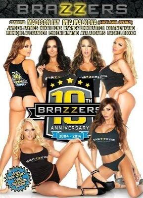 Brazzer's 10th Anniversary 2004-2014