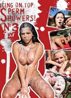 Icing On Top: Sperm Showers  3