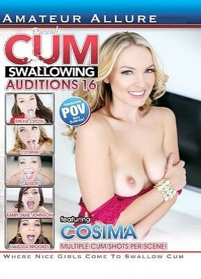 Cum Swallowing Auditions 16