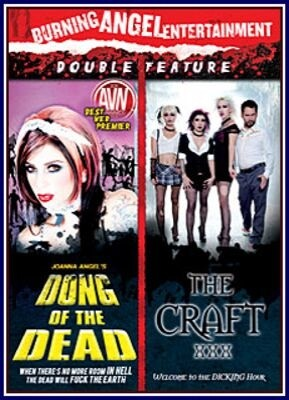 Double Feature: The Craft XXX / Dong Of The Dead