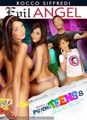 Rocco's Psycho Teens 8