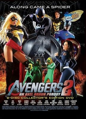 Avengers XXX 2: Along Came a Spider