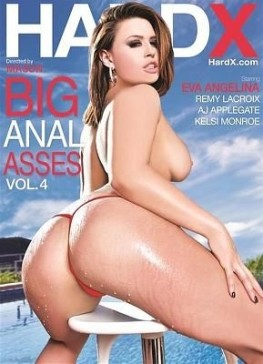 Big Anal Asses Vol. 4