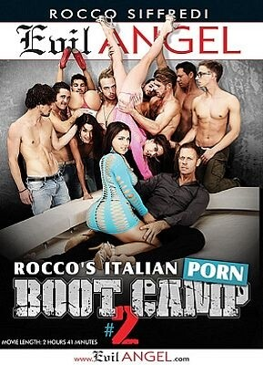 Rocco's Italian Porn Boot Camp 2