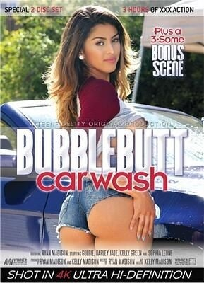 Bubblebutt Car Wash