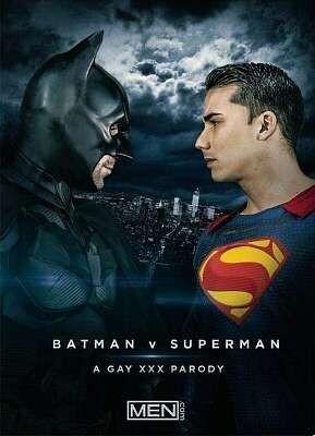 Batman V. Superman: A Gay XXX Parody