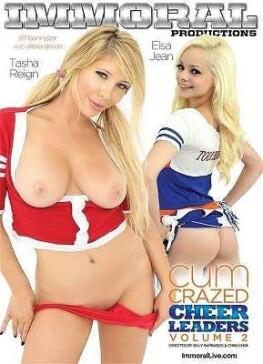 Cum Crazed Cheerleaders Vol. 2