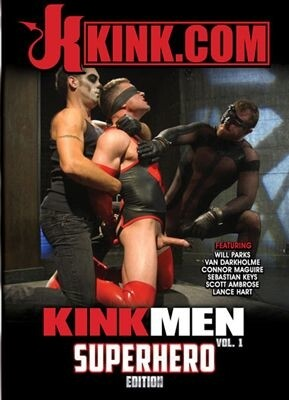 KinkMen Vol. 1: Superhero Edition