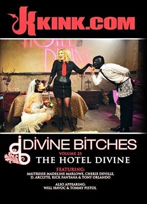 Divine Bitches 23: The Hotel Divine