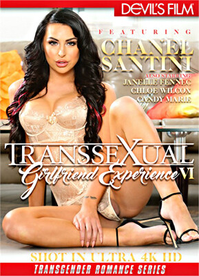 Transsexual Girlfriend Experience VI