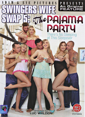 Swingers Wife Swap 5: The Pajama Party