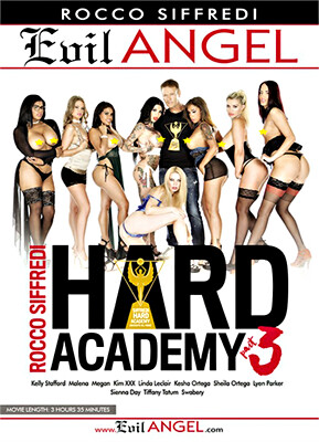Rocco Siffredi: Hard Academy Part 3